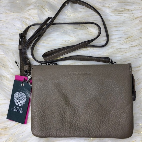 cff10752f1 Vince Camuto Cami Convertible Crossbody Bag